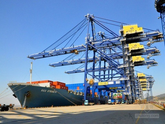 码头修建工程监理招标大纲(技术标 7个泊位)