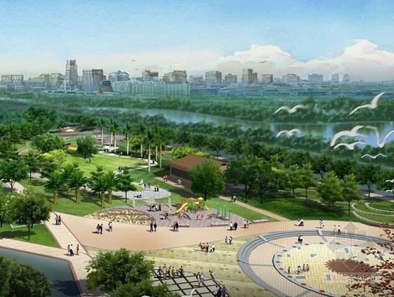 [重庆]公园景观建设工程量清单计价实例