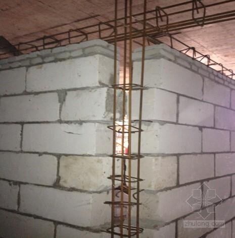 建筑工程地下室砌体工程施工方案