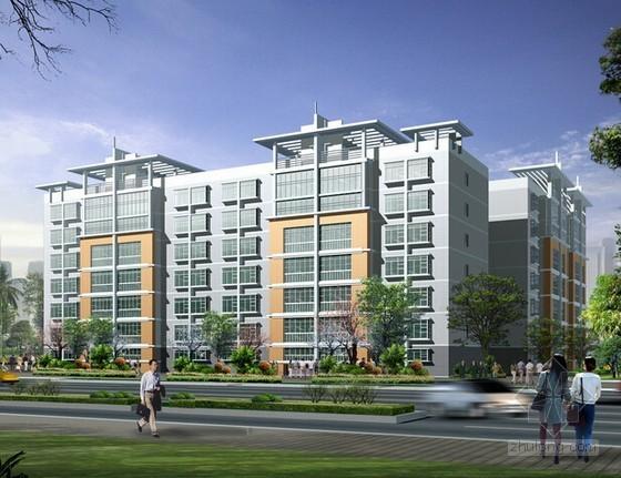 [吉林]住宅楼综合治理工程可行性研究报告(含投资估算)