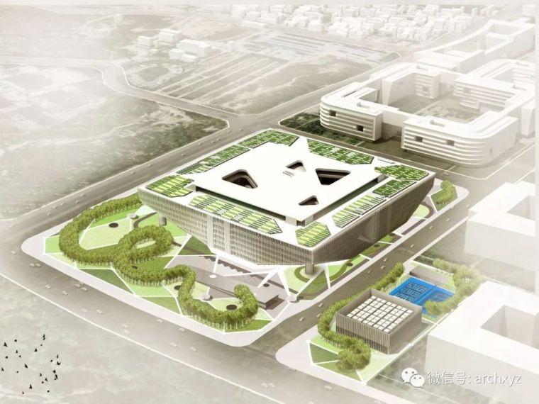 重磅lOMA设计的北京腾讯总部方案