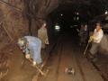 矿区主斜井轨道铺设技术措施