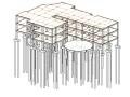 [筑龙18周年庆]三层框架结构幼儿园施工纪实