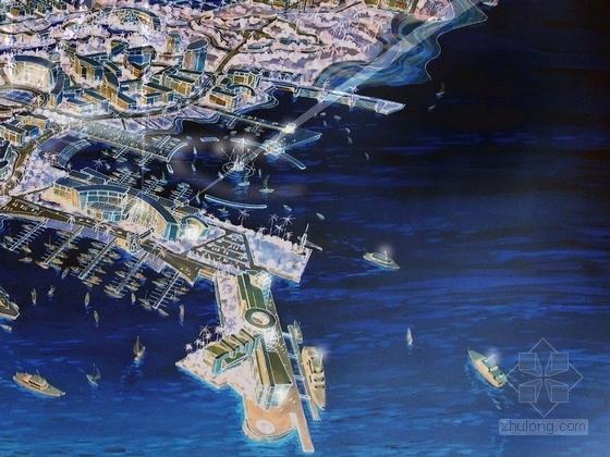[广州]滨海旅游区景观规划设计方案