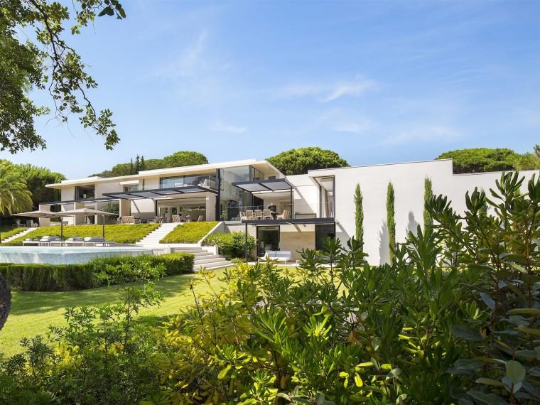 法国现代主义住宅景观