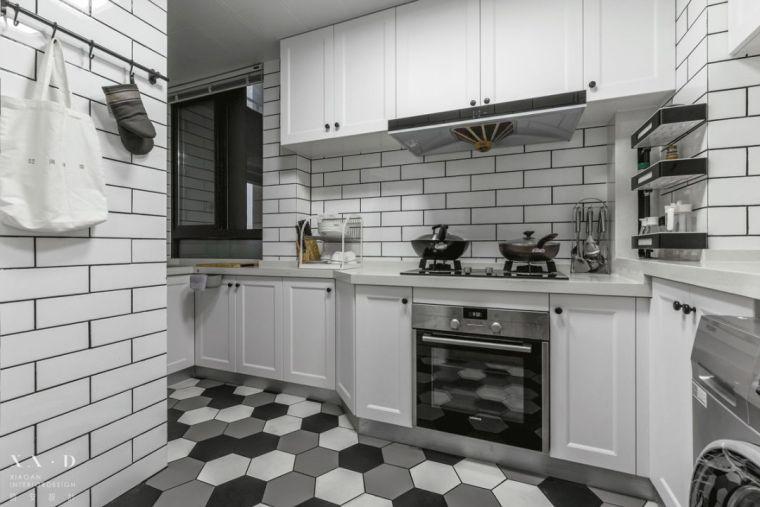厨房比客厅还好看,让你爱上做饭!!_8