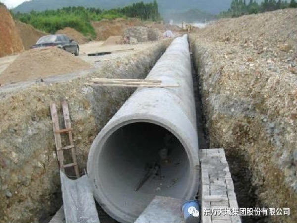 市政给排水工程中污水与排水管道设计的探析