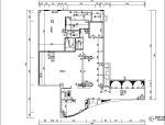 新中式经典客家餐厅菜馆设计施工图