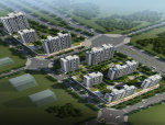 BIM技术应用案例-公共租赁房后吴公寓项目