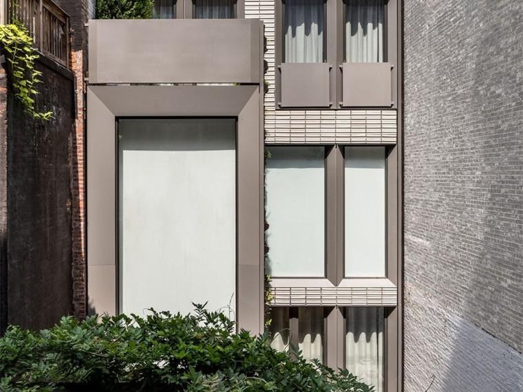 曼哈顿上东区联排住宅