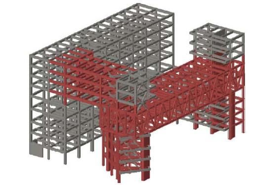 复杂超限高层综合楼结构设计论文