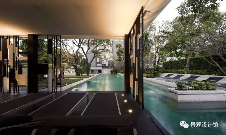 泰国高档居住区Quattro景观设计案例赏析_10