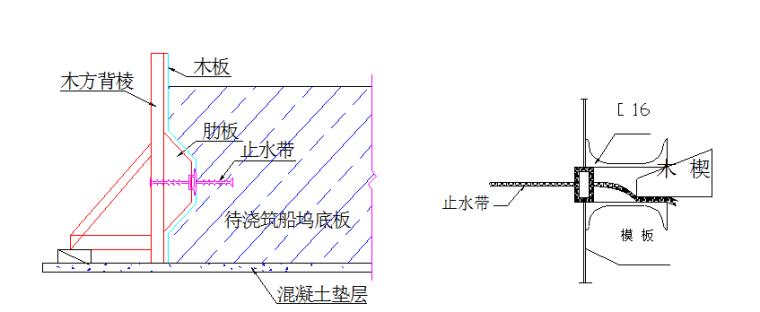 趸船浮码头工程施工组织设计