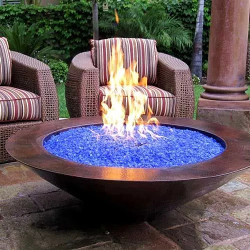 庭院里那一抹温暖·火炉_20