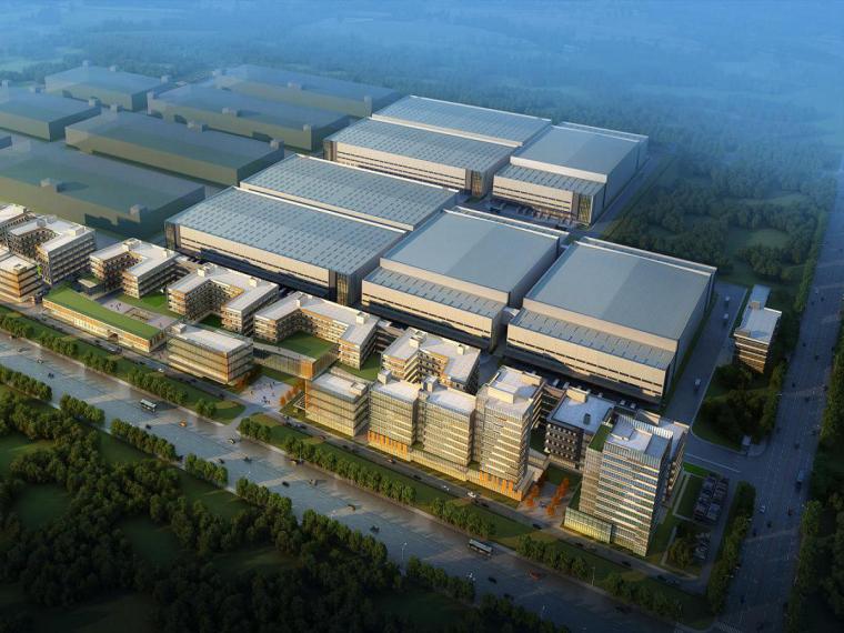 [天津]物流分拣库及配套办公楼项目施工组织设计(255页)