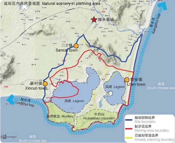 海南国际旅游岛先行试验区总体规划完成-海南 总体规划
