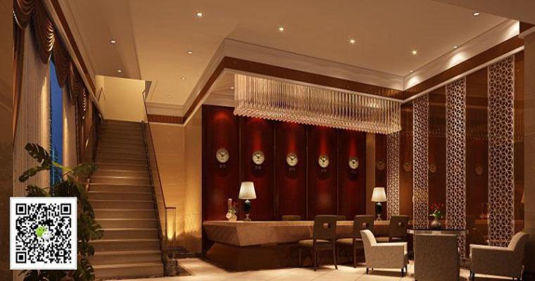 紫阁大酒店设计案例_3