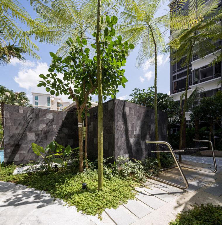 新加坡Lanai住宅区_11