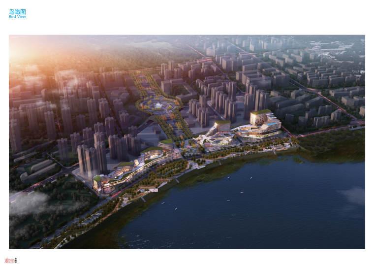 长江滨水景观设计方案文本