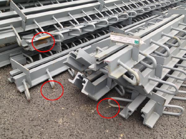 靖那路桥梁伸缩装置安装注意事项