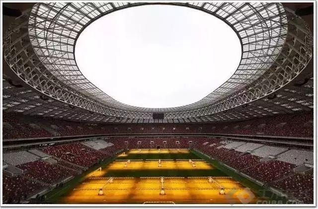 2018俄罗斯世界杯12座球场一览