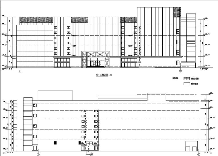 某商场建筑施工图