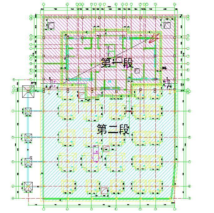 [河北]剪力墙结构高层商场及办公用房施工住宅设计(300余页)_10