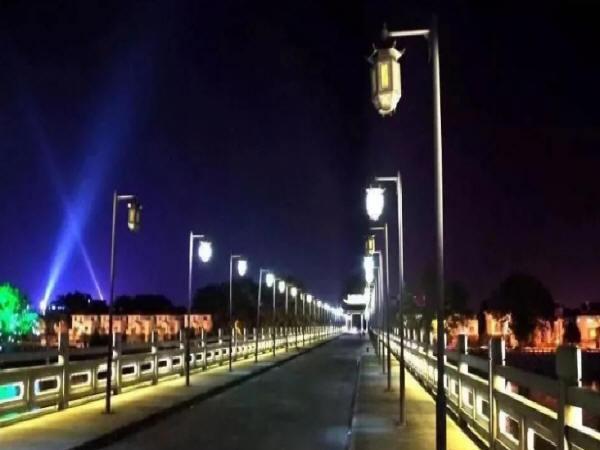 桥梁景观照明设计的思路和方案