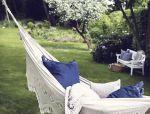 盛夏来袭,波西米亚风吊床带给你梦幻般的舒适!