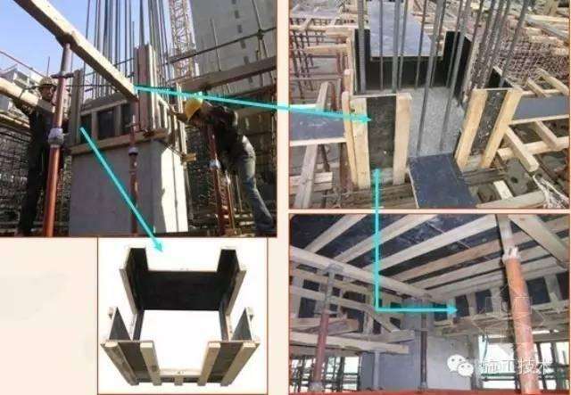 图文解读建筑工程各专业施工细部节点优秀做法_1