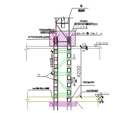 余政储出(2013)54号地块二期工程塔吊基础施工方案