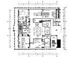 水墨江南套房设计CAD施工图(含效果图)