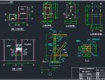 烧结机改造工程通廊钢结构施工图