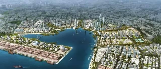 深圳前海国际桥梁方案鉴赏