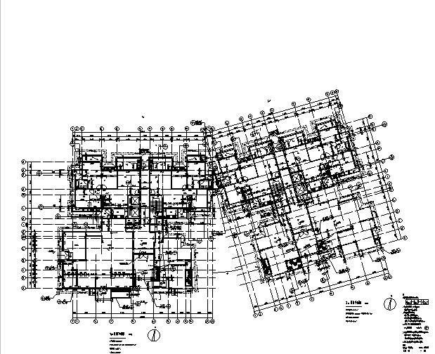 [海南]高层全专业审图后住宅建筑施工图(含全专业及车库)_3