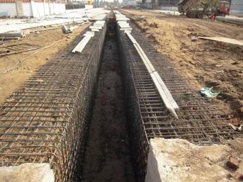 探讨建筑工程中地下连续墙施工技术难点