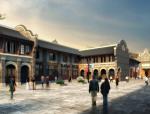 [四川]红色文化基地传统民居城镇规划景观方案文本