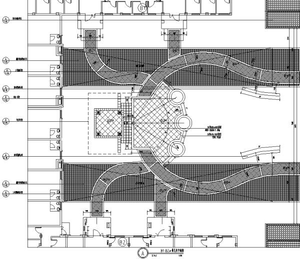 [浙江]顶级美院设计高端居住区特色地块景观设计全套施工图