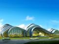 国际会展中心创精品工程策划方案(BT项目,附图丰富,150余页)