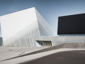 加拿大Saint-Laurent体育馆
