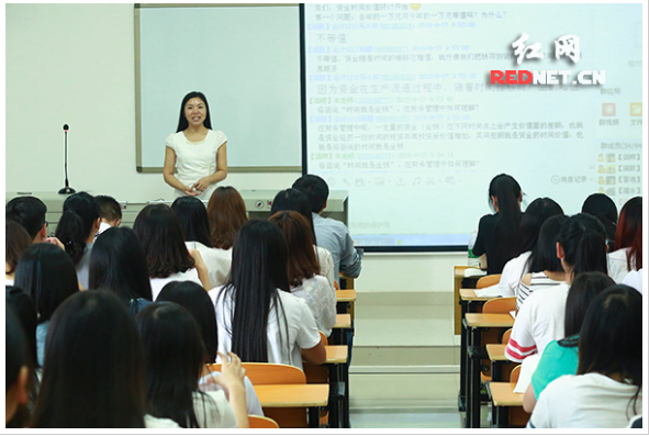 首批毕业生就业率达100%这个工程造价专业老师好厉害