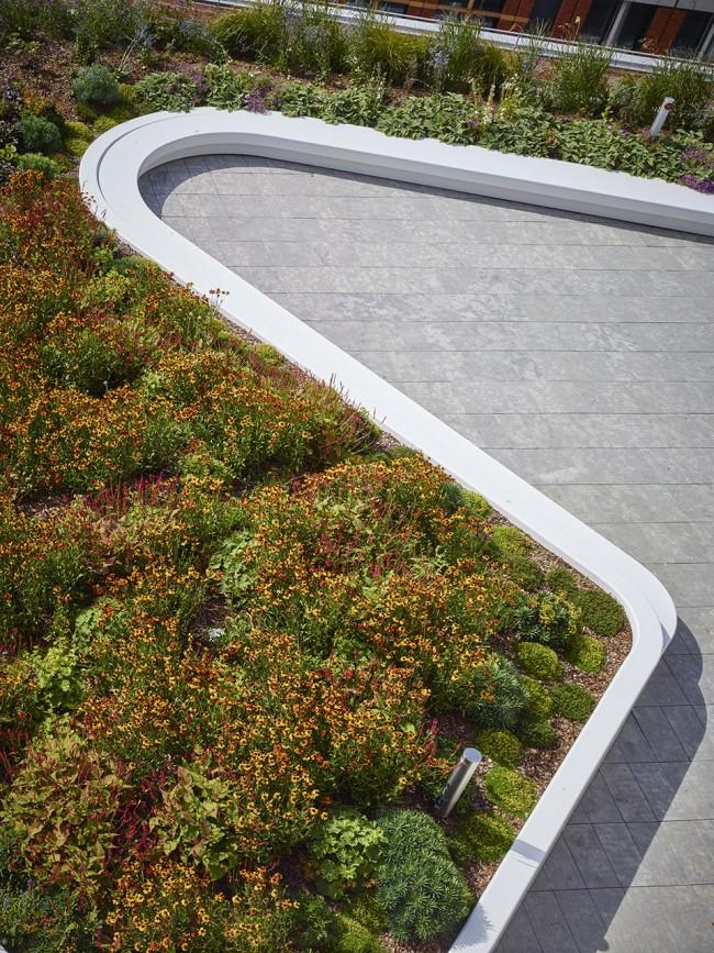 NewLudgate地块街道空间及屋顶花园-5