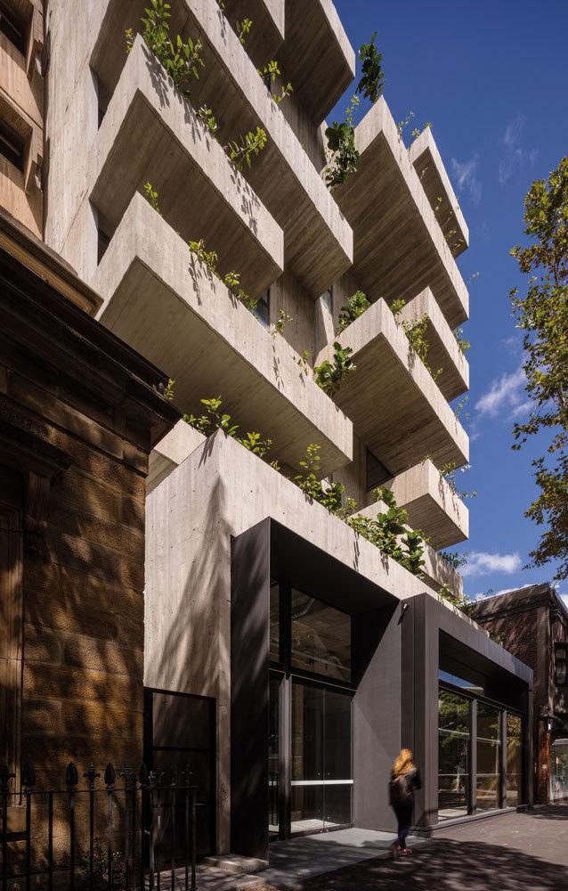 澳大利亚22套独特混合公寓外部实景图 (3)