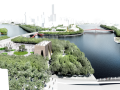 """[江苏]""""海绵城市""""滨江生态水岸彩叶森林主题综合公园景观设计方案"""
