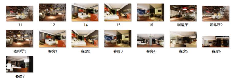 [福建]某休闲度假酒店设计CAD施工图(含效果图)-【福建】某休闲度假酒店设计CAD施工图(含效果图)缩略图
