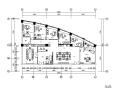 [山东]某有限公司办公室设计施工图(含效果图)