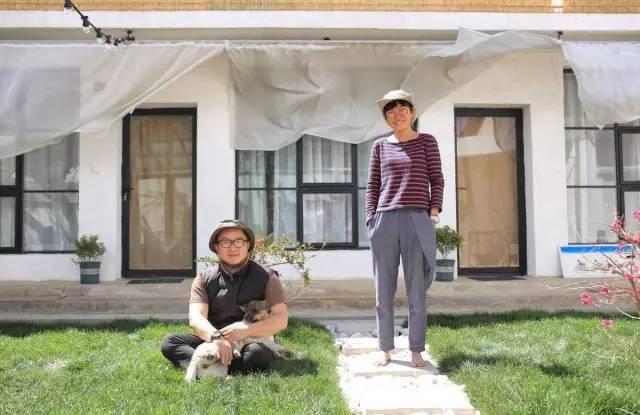 夫妻俩让老破房变身悠然美家,在一树李子花下遇见最美的生活_1