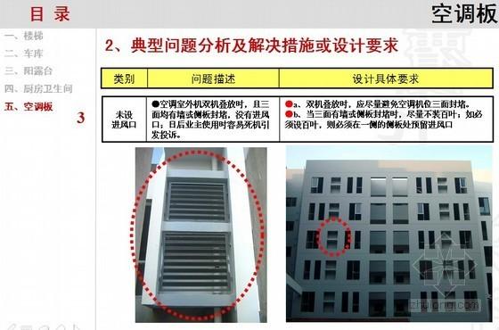 [标杆]房地产建筑施工图常见问题总结(很全)64页