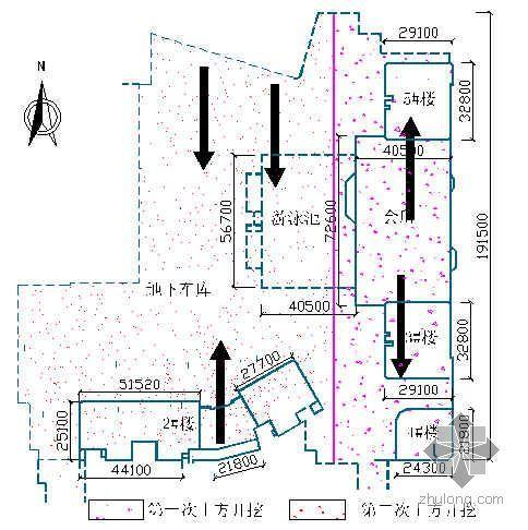 北京某住宅楼工程施工组织设计(框架、筏基)