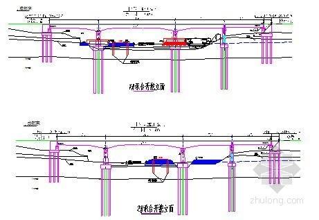 [四川]铁路特大桥承台深基坑喷锚支护开挖施工方案